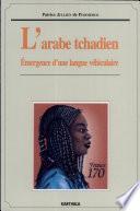 L'arabe tchadien