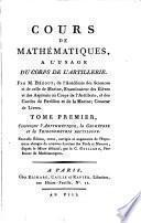L'Arithmétique, la Géométrie et la Trigonométrie Rectiligne
