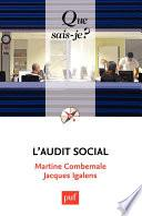 L'audit social