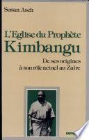 L'Eglise du prophète Kimbangu