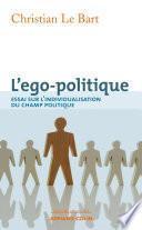 L'ego-politique