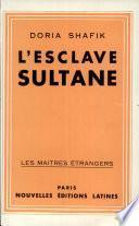 L'esclave sultane