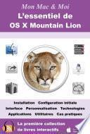 L'essentiel de OS X Mountain Lion