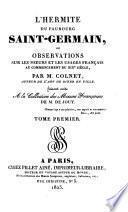 L'hermite du Faubourg Saint-Germain