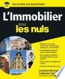 L'Immobilier Pour les Nuls, 4ème édition
