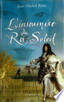 L'Insoumise du Roi-Soleil