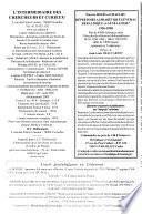 L'Intermédiaire des chercheurs et curieux