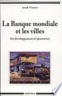 La Banque mondiale et les villes