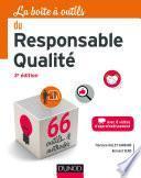 La boîte à outils du responsable qualité - 3e éd