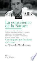 La conscience de la Nature. Une enquête à la frontière du vivant