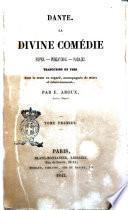 La Divine Comédie Enfer, Purgatoire, Paradis Dante