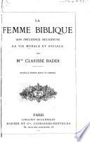 La femme biblique