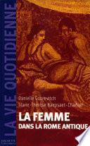 La femme dans la Rome Antique