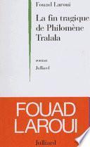 La fin tragique de Philomène Tralala