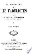 La Fontaine et les fabulistes