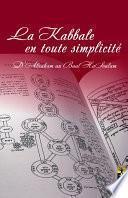 La Kabbale en toute Simplicité