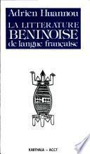 La littérature béninoise de langue française