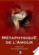 La Métaphysique de l'Amour