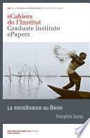 La microfinance au Bénin