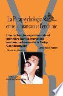 La Parapsychologie Entre Le Marteau Et L'Enclume