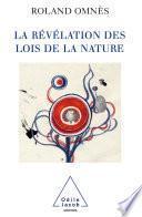 La Révélation des Lois de la nature