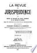 La revue de jurisprudence du recueil des décisions de Québec
