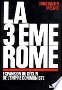 La troisième Rome