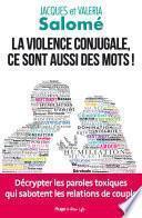 La violence conjugale, ce sont aussi des mots