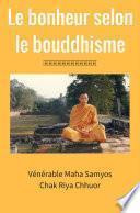 Le bonheur selon le bouddhisme