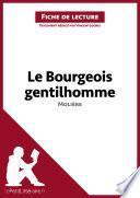 Le Bourgeois gentilhomme de Molière (Analyse de l'oeuvre)