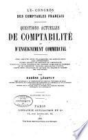 Le Congrès des comptables français