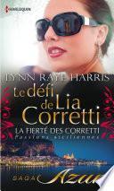 Le défi de Lia Corretti