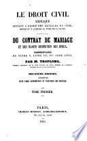 Le *droit civil expliqué suivant l'ordre des articles du Code, depuis et y compris le titre de la vente