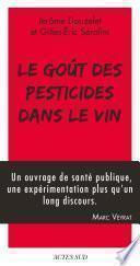 Le Goût des pesticides dans le vin