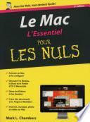 Le Mac, L'Essentiel Pour les Nuls