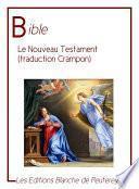 Le nouveau Testament (traduction Crampon)