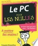 Le PC édition Windows 8 pour les Nulles