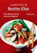Le Petit Livre de - Recettes d'Asie