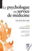 Le psychologue en service de médecine