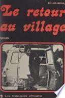Le retour au village