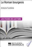 Le Roman bourgeois d'Antoine Furetière