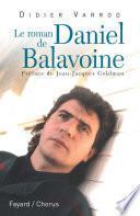 Le roman de Daniel Balavoine