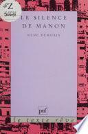 Le Silence de Manon