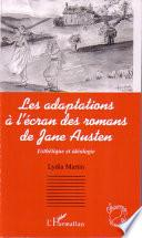 Les adaptations à l'écran des romans de Jane Austen