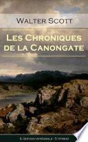 Les Chroniques de la Canongate (L'édition intégrale - 5 titres)