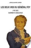 Les Deux vies du Général Foy (1775-1825)