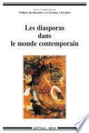 Les diasporas dans le monde contemporain