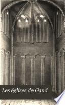Les églises de Gand