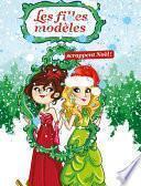 Les filles modèles scrappent Noël