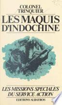 Les maquis d'Indochine, 1952-1954